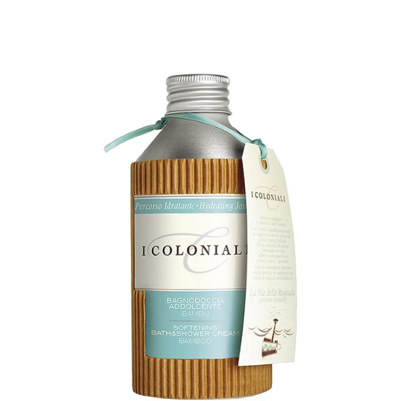 I coloniali crema da bagno rilassante di bamb crema doccia cod 10665 - Bagno rilassante ...