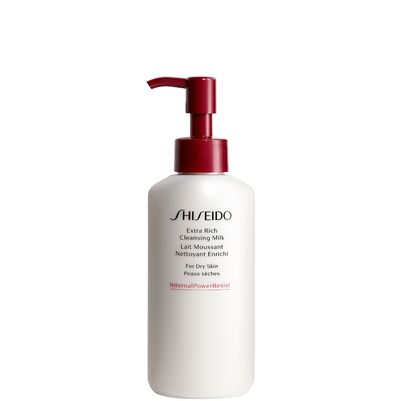 Shiseido Extra Rich Cleansing Milk For Dry Skin 125 ML