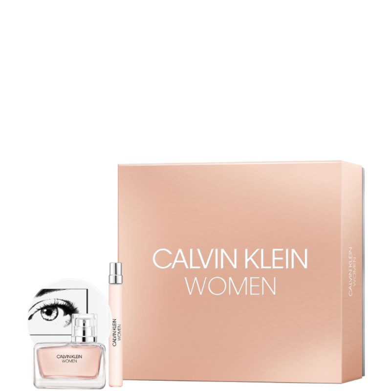 Calvin Klein Calvin Klein Women EDP Confezione 50 ML EDP + 10 ML EDP