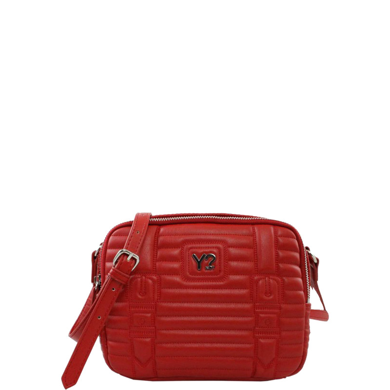 Y Not  Borsa Tracolla S Dream Quilted DQ07 Red cod. 24586 dc75b316c9d