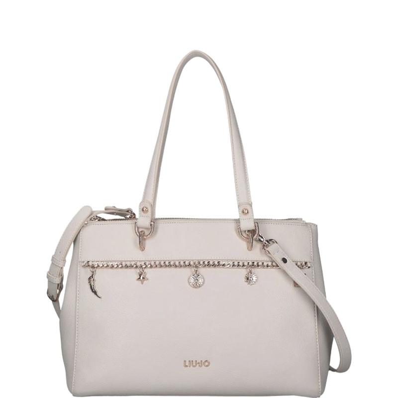 Liu jo Borsa Shopping Bag L A19114E0058 Soia cod. 25146 bc5471edf02