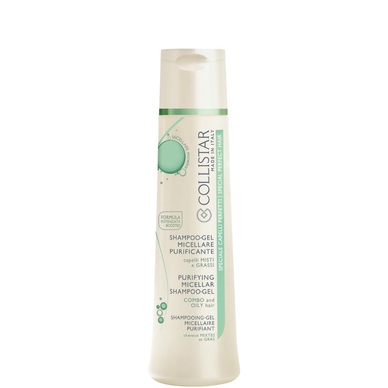 Collistar shampoo gel purificante equilibrante linea equilibrio e purezza 250 ML