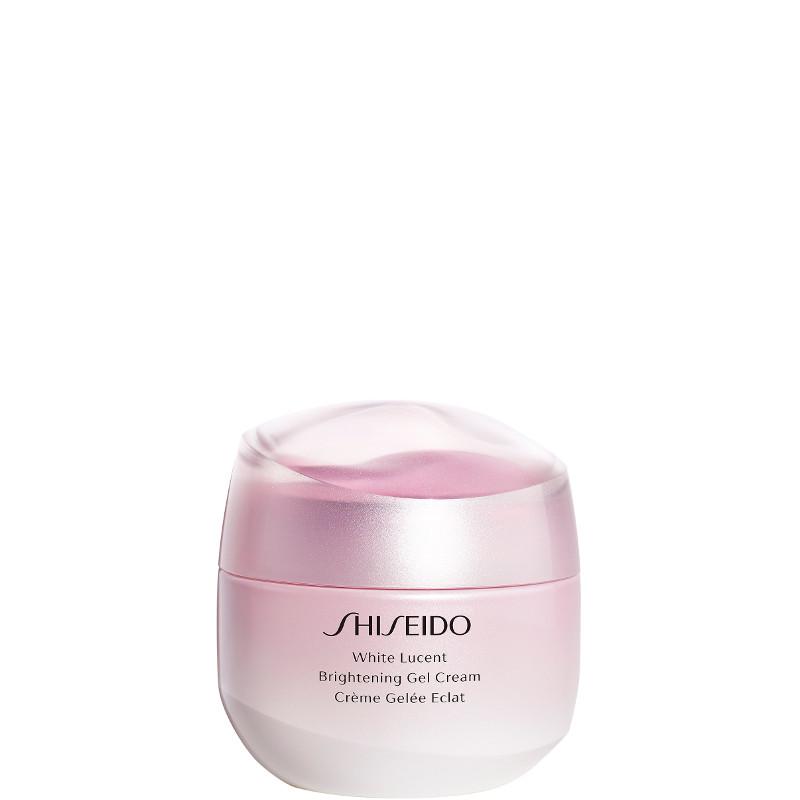 Shiseido White Lucent Brightening Gel Cream - Crema Gel Idratante Illuminante Viso 50 ML