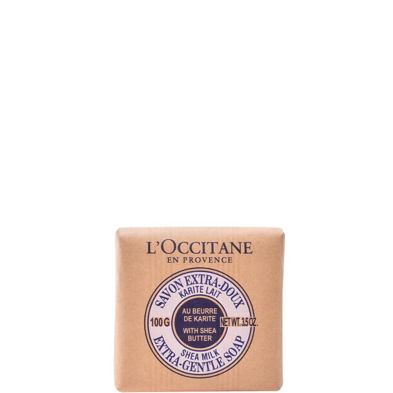 L'Occitane en Provence Karité - Savon Extra-Doux - Sapone Extra Dolce 100 gr