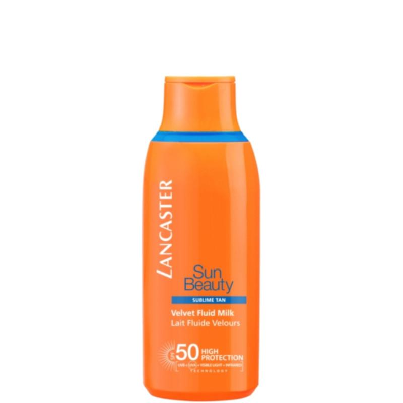 Lancaster Sun Beauty - Velvet Fluid Milk SPF 50 + 175 ML