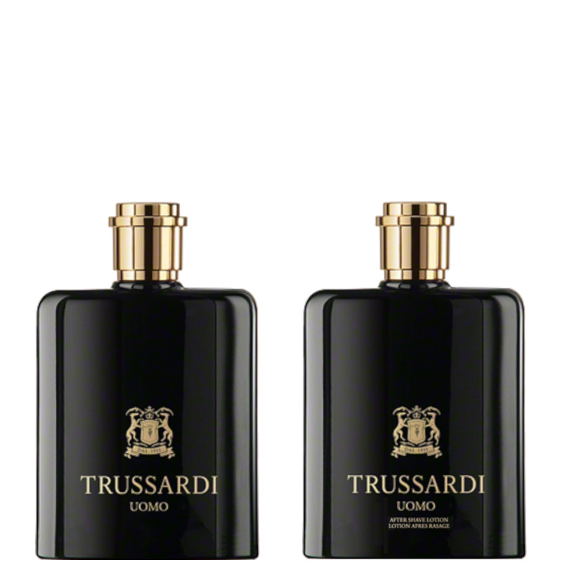 Trussardi Trussardi Uomo + After Shave Lotion 100 ML EDT + 100 ML After Shave Lotion