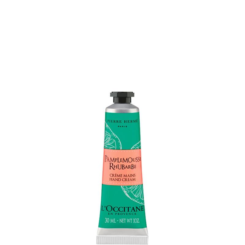 L'Occitane en Provence Pamplemousse Rhubarbe - Créme Mains - Crema Mani 30 ML