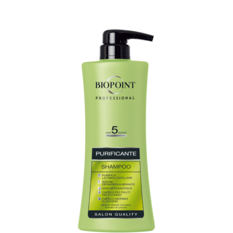 Biopoint Shampoo Purificante 400 ML