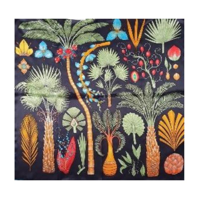 L'Officiel Foulard Seta Paesaggio ART.62004  colore Multicolor