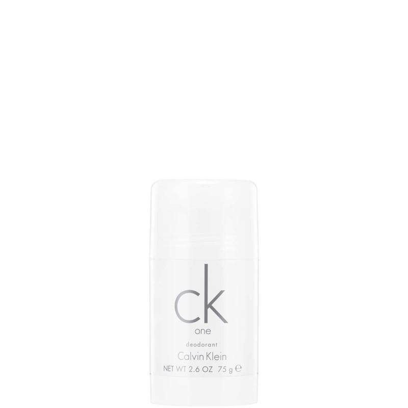 Calvin klein ck one deodorante stick 75 gr
