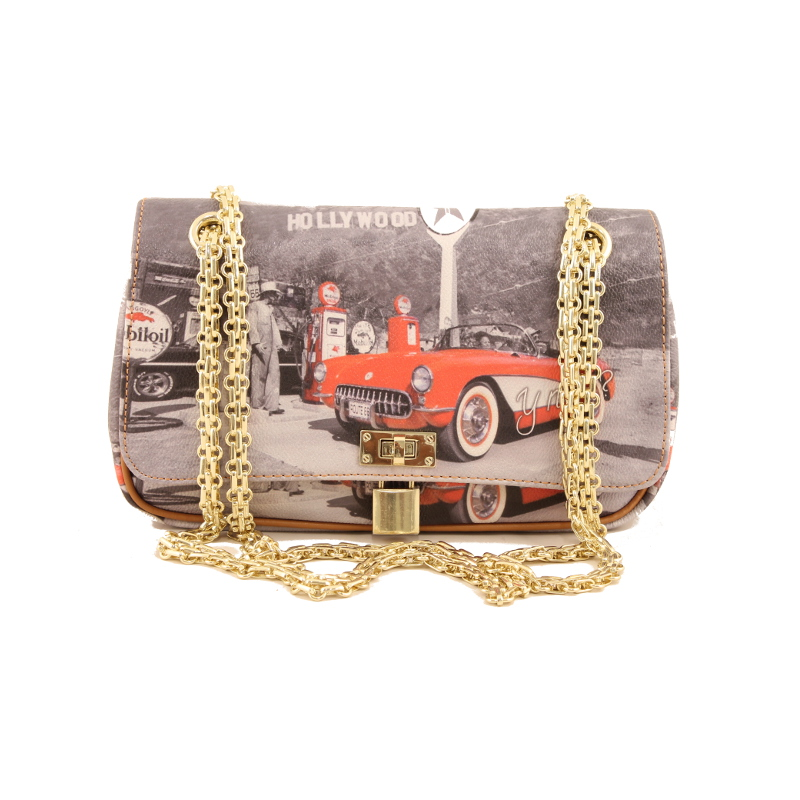 Image For Y not borsa pochette hollywood B323 Hollywood