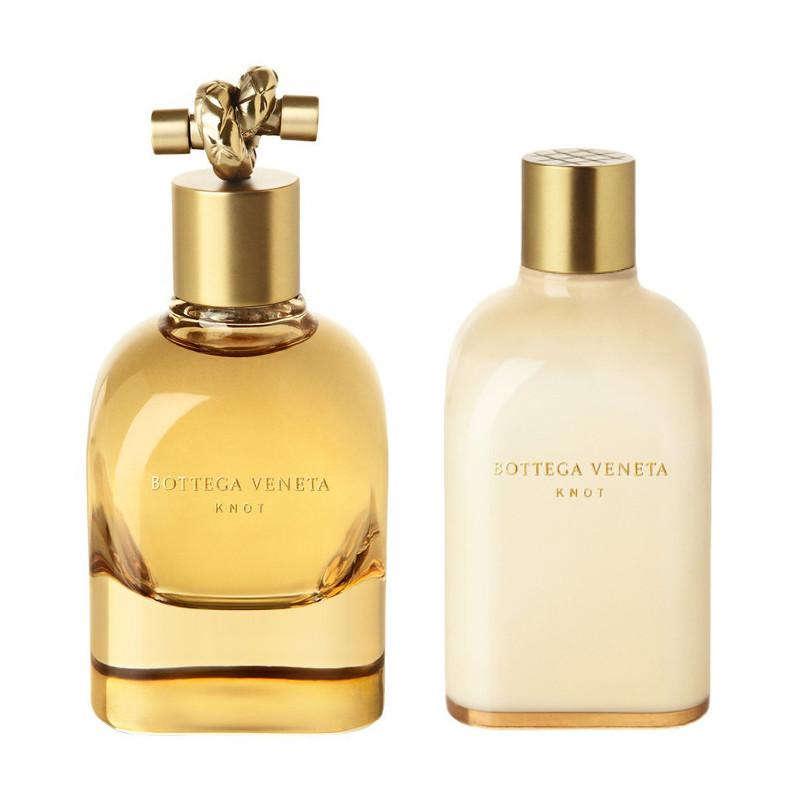 Bottega veneta knot confezione eau de parfum 50 ML EDP + 100 ML Body L