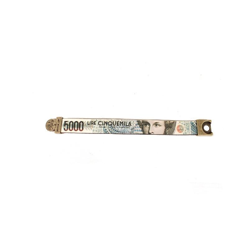 Vecchie lire bracciale 5000 5000 Lire S