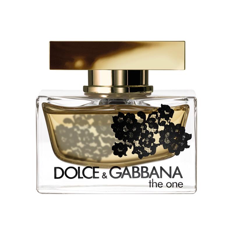 dolce gabbana the one lace edition eau de parfum cod 12229. Black Bedroom Furniture Sets. Home Design Ideas
