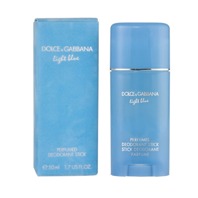 dolce gabbana light blue pour femme deodorante stick cod 2722. Black Bedroom Furniture Sets. Home Design Ideas
