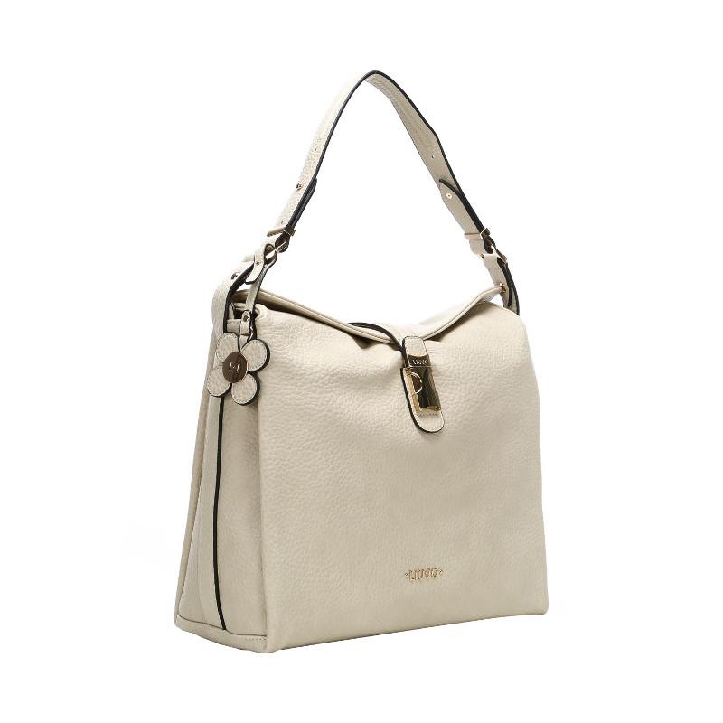 liu jo diamante shopping bag large cement handtaschen. Black Bedroom Furniture Sets. Home Design Ideas