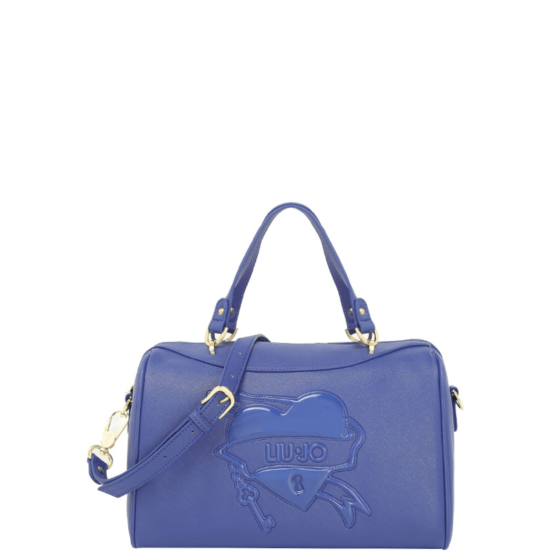 Blu Borsa Zip Colore Jo Shopping N17196e0064 Dress Blue