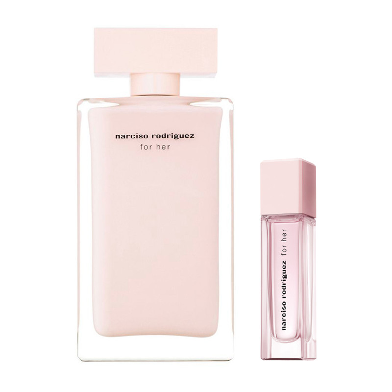 Narciso Rodriguez Narciso Rodriguez For Her EDP  + Purse Spary 100 ML
