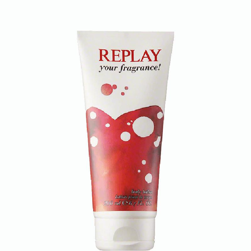 Replay Replay Your Fragrance! 200 ML