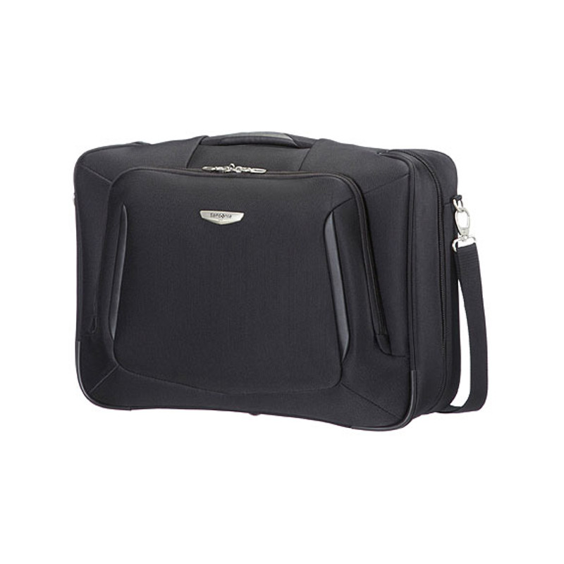 Samsonite x blade bi fold garment bag 20 black Colore Black