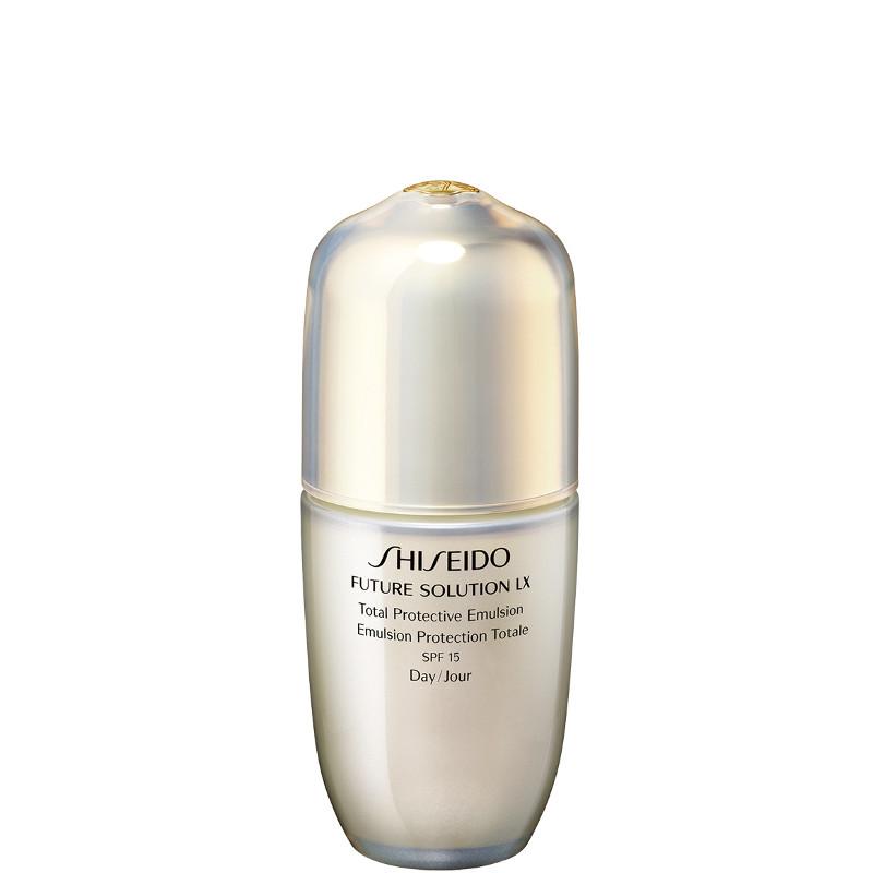 Shiseido future solution lx total protective emulsion emulsione protettiva viso 75 ML