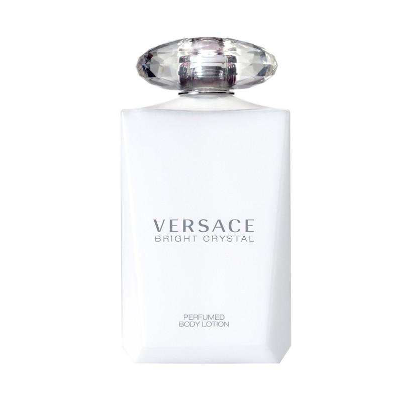 Versace bright crystal latte vellutato per il corpo 200 ML